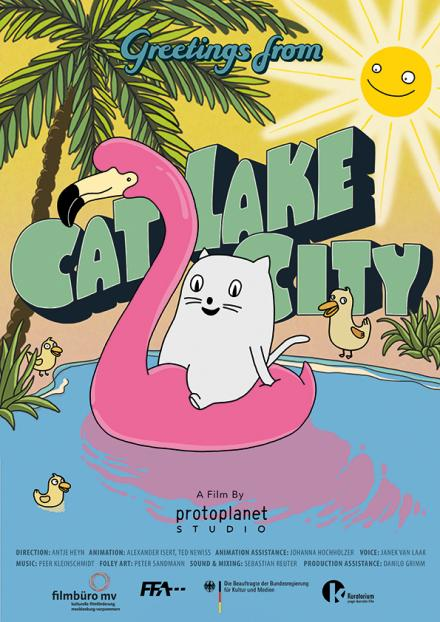 Cat Lake City /