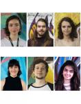 Gabrielle Siraudin, Maxime Delsart, Adèle Fugier, Julie Griot, Thibault Magrit, Raina Patel