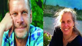 Iris Berndt & Donald Saischowa
